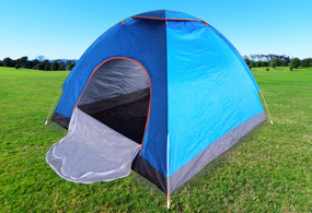 Automatic Tents